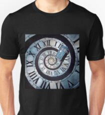 Through time and space... Unisex T-Shirt