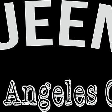 Queens Los Angeles City by DoraTheExplore