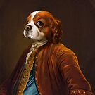Stanley the King Charles Spaniel by carpo17