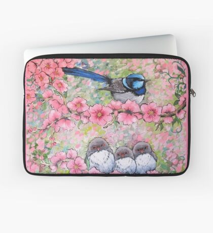 Blossom Family Housse de laptop
