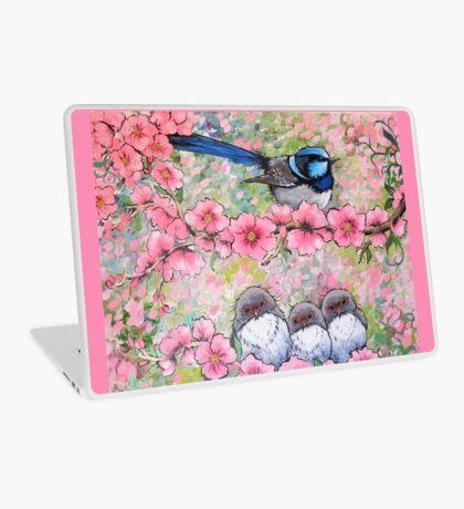 Blossom Family Laptop Skin