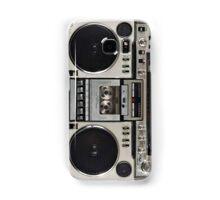 Vintage 80s Boombox Ghettoblaster Samsung Galaxy Case/Skin