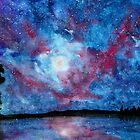 Galaxy Landscape by cadva