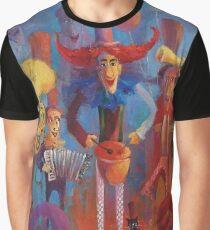 Musicians Graphic T-Shirt