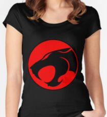 Thundercats Women's Fitted Scoop T-Shirt