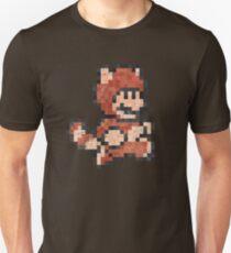 Super Mario Tanooki Vintage Pixels Unisex T-Shirt