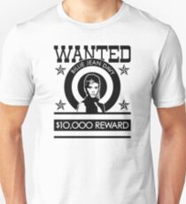 WANTED - Billie Jean Davy T-Shirt
