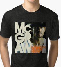 Tim McGraw - Sundown Heaven Town Tri-blend T-Shirt