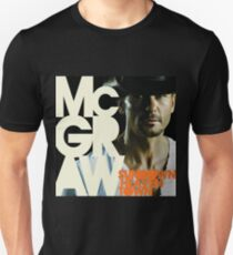 Tim McGraw - Sundown Heaven Town Unisex T-Shirt