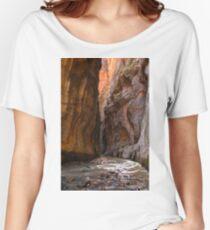 Wallstreet Narrows Women's Relaxed Fit T-Shirt