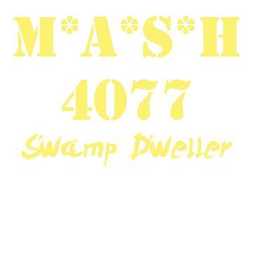 MASH 4077 Swamp Dweller - Yellow by Gomisan