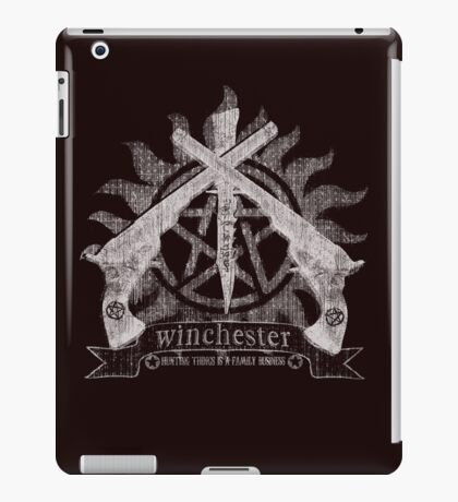 family business iPad Case/Skin