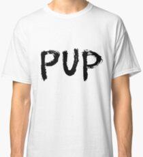 PUP Graffiti Logo Classic T-Shirt