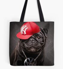 Bolsa de tela The Pug Life - MC Beastie