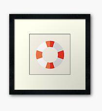 Nautical - Buoy Framed Print
