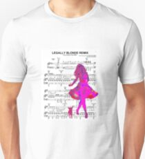 Legally Blonde Music Unisex T-Shirt