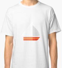 Nautical - Sailboat Classic T-Shirt