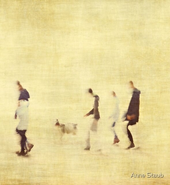 People by Anne Staub