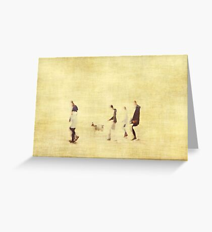 People Greeting Card