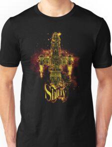 shiny spaceship T-Shirt