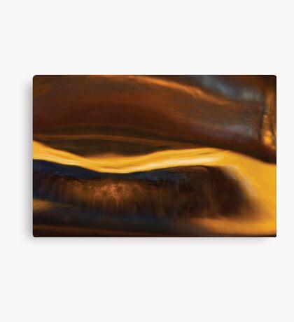 Caramel Canvas Print