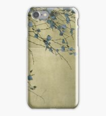 Nature's ink iPhone Case/Skin