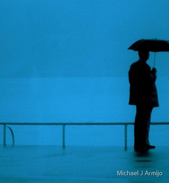 Blue Monday by Michael J Armijo