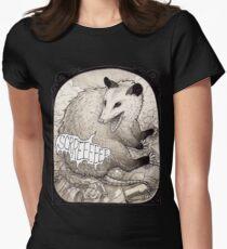 Opossum Women's Fitted T-Shirt