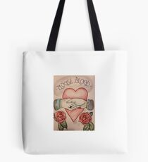 Mooose Blood water colour  Tote Bag