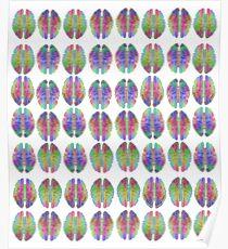 Brains Matter Poster