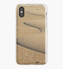 Miniature Dune Landscape iPhone Case/Skin