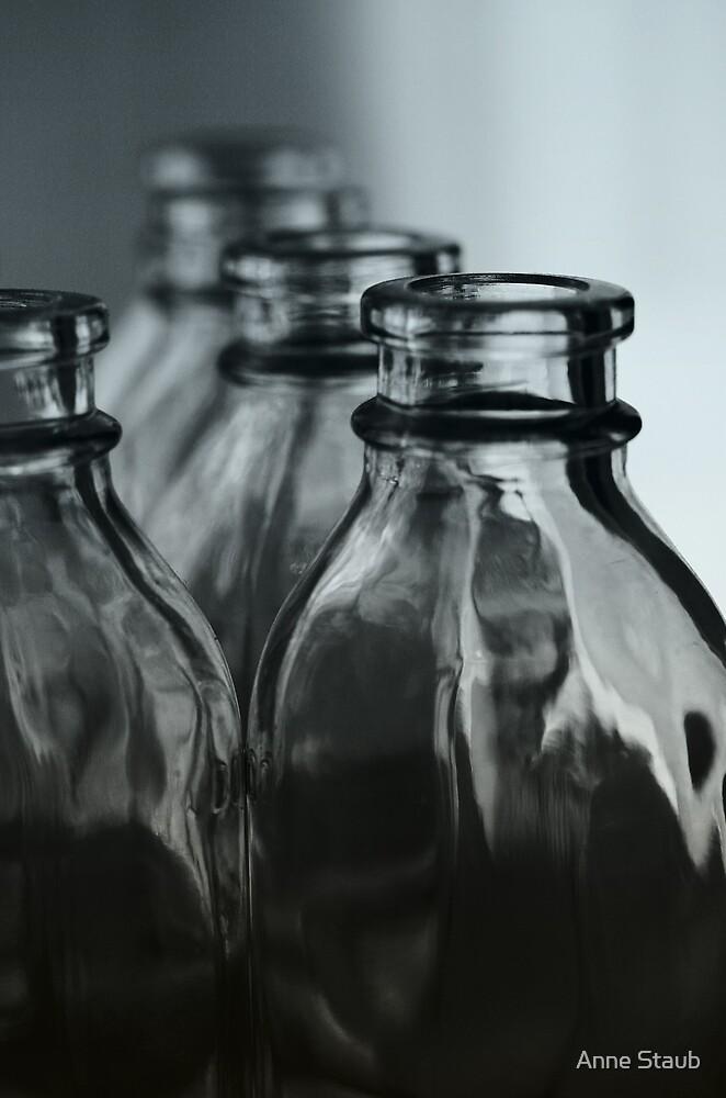 Bottles by Anne Staub