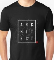 ARCHITECT 2 Unisex T-Shirt