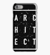 ARCHITECT 2 iPhone Case/Skin