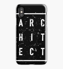ARCHITECT 2 iPhone Case