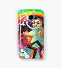 Star vs the forces of evil Samsung Galaxy Case/Skin