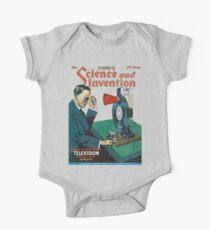 Build your own television receiver 1928 One Piece - Short Sleeve