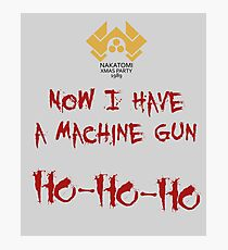 A Nakatomi Party Photographic Print