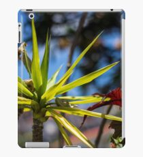 Spike Plant - Nature Photography  iPad Case/Skin