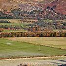 The Ochill Hills by Jeremy Lavender Photography