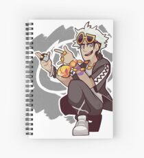 Team Skull Guzma Spiral Notebook