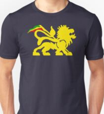 Lion Rasta Man T-Shirt