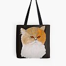 Cat Tote #18 by Shulie1