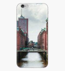 hamburg hafencity 01 iPhone Case