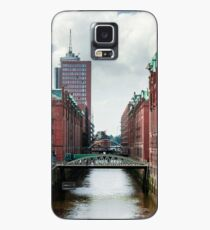 hamburg hafencity 01 Case/Skin for Samsung Galaxy