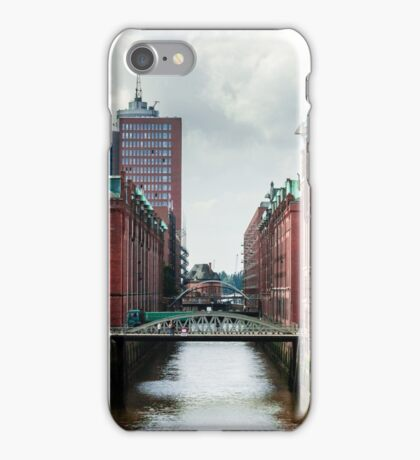 hamburg hafencity 01 iPhone Case/Skin