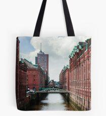 hamburg hafencity 01 Tote Bag