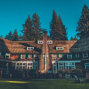 Quinault Lodge by markbot