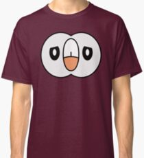 Disappointed Rowlet Classic T-Shirt