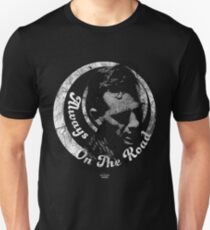 Kerouac - Always On The Road Unisex T-Shirt